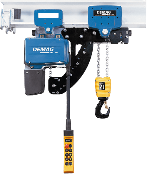 Hero KDC low-headroom hoist