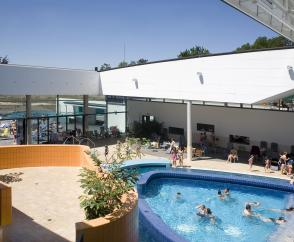 Westfalenbad swimming centre in Hagen