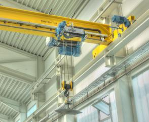 Epke Single Girder Overhead Travelling Cranes Up To 12 5