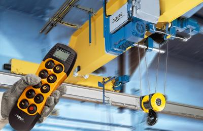 Control pendants and wireless control systems demagcranes drc mp radio control system aloadofball Images
