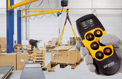 Control pendants and wireless control systems demagcranes drc dc radio control system mozeypictures Choice Image