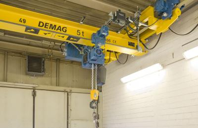 DEMAG CF 5 Trolley,1200 lb.