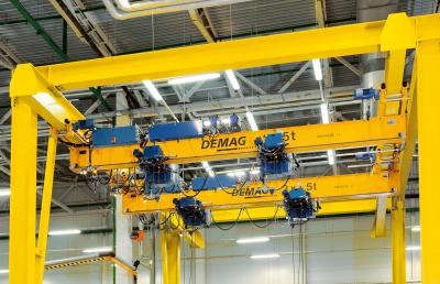 EKDE suspension cranes