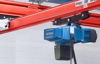 Demag Crane Hoist Trolley 1100kg