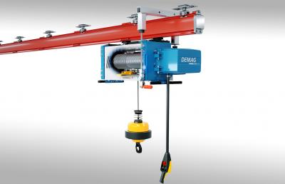 DS10-Wind rope winch