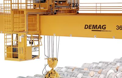 Demag, Your Reliable Crane Manufacturer | Demag Cranes